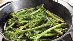 Get this all-star, easy-to-follow Lemony Broccolini recipe from Ree Drummond