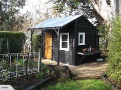 Building & construction for sale in New Zealand. Buy and sell Building & construction on Trade Me. Garden Care, Timber Garden Sheds, Garden Sheds For Sale, Garden Cabins, Allotment Shed, Black Shed, Painted Shed, Shed Windows, Shed With Porch