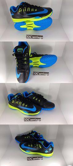 the latest dbc1e 2a123 ... Ocean FogOrange Mens Shoe Rafael Nadals Nike shoes for US Open 2016 (day  session) Rafa Nadal - Atp Shoes 62230 Nike Lunar Ballistec 1.5 Lg Rafa Nadal  ...