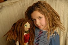 """dreadlock dollz"" photograph by rich beer"