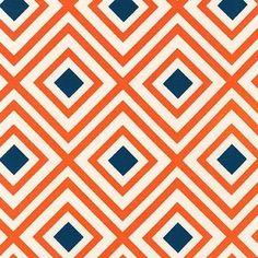 Robert Kaufmann 'Geo Pop' Canvas Quadrate von toddlin town fabrics auf DaWanda.com