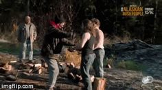 Crazzy — alaskanbushmemes: Alaskan Bush dance party