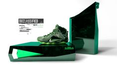 """Lebron 12 """"Future Soldier"""" (concept colorway) #Nike #Lebron12"""