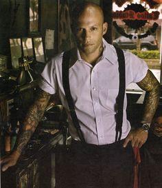 Ami James | Jewish Tattoo Artist.