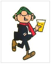 Andy Capp...for Dad.