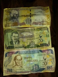 Jamaican Money