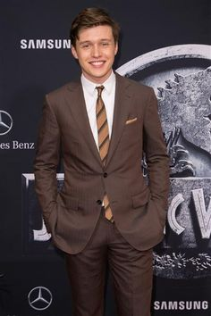 """Nick Robinson scored his big break in 2010 when he was cast in the sitcom """"Melissa & Joey,"""" but you probably recognize him from his more recent turn in """"Jurassic World."""" The 20-year-old actor is expected to make a splash opposite Chloe Grace Moretz when """"The 5th Wave"""" debuts in January 2016."""