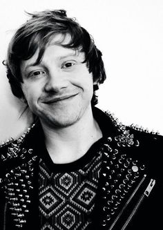 rupert grint. my favorite ginger ever