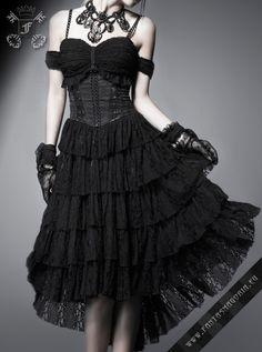 Decadance dress