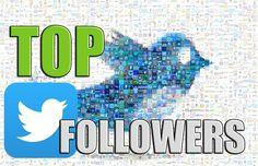 Las 7 cuentas con mas seguidores en twitter. Usuarios más famosos