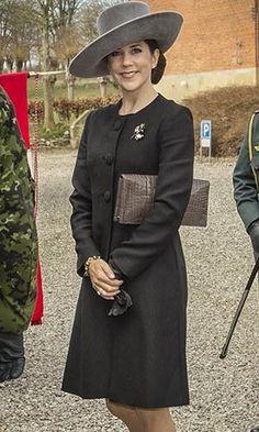 Princess Mary of Denmark   Photo: Rex