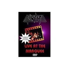 THE SWEET LIVE AT THE MARQUEE 2 DiSC DVD SET