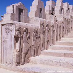 Stairway, Persepolis, UNESCO World Heritage Site, Iran