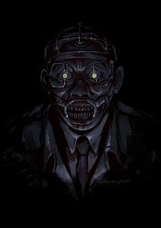 Scary Movies, Horror Movies, Maya Picture, Clown Horror, Horror Artwork, Night Terror, Dark Images, Demon Art, Horror Icons