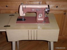 79 best old sewing machines images on pinterest old sewing vintage sears kenmore sewing machine ebay fandeluxe Choice Image