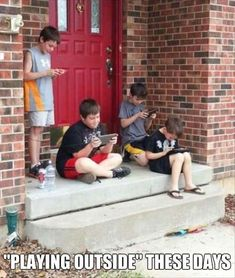 Playing Outside Today  // funny pictures - funny photos - funny images - funny pics - funny quotes - #lol #humor #funnypictures