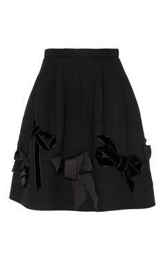 A-line Mini Skirt by Dice Kayek