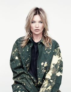 Kate Moss By Willy Vanderperre For AnOther Autumn/Winter 2014