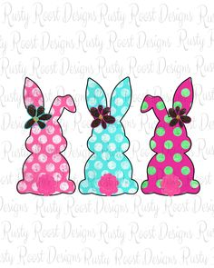 PNG Sublimation Rio PNG Bunny Easter Rio PNG Format Printable Instant Download Good Girls