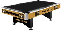 Use this Exclusive coupon code: PINFIVE to receive an additional 5% off the University of Missouri Tigers 8 Foot Pool Table at SportsFansPlus.com