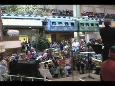 3 of 5 Midtown Plaza Merry Tuba Christmas Rochester NY