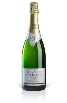 hampagne Tribaut-Schloesser Brut Nature Zero Dosage, - Sekt-champagner, Champagner, Weiß, Frankreich Weinshop für Weißwein, Rotwein, Rosé, Sekt, Champagner, Prosecco, Biowein, Geschenke