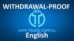 Crip Trade Capital: interests Compounding, bitcoins unique,  modern and IMPORTANT! Join now! https://cryp.trade/agent/met0uh49qagy