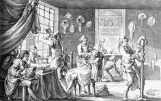 Resultado de imagen de arquitectura XVIII Francia