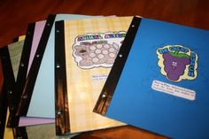 put duct tape on the spine of your file folder games then punch holes in them and keep them in a three ring binder -- and other file folder storage ideas