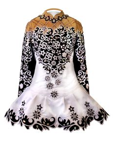 Irish dance solo dresses on pinterest irish dance irish for Elevation dress designs