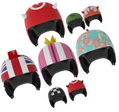 EGG helmen voor kinderen