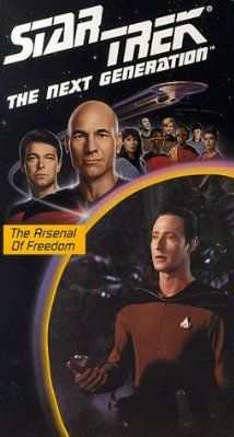 """Star Trek: The Next Generation"" The Arsenal of Freedom (TV episode 1988) - IMDb s1e20"