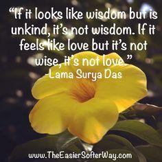 #love #wisdom #quote #inspirational #lamasuryadas #wise #buddhism