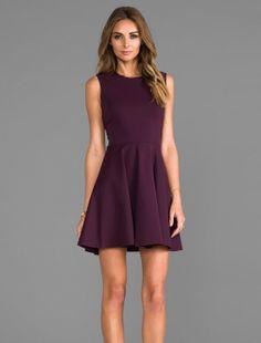 plum dress on Wanelo WITH A SPARKLE BELT (WINTER)