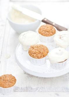 baby maple carrOt cakes