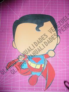 Q'LINDO Manualidades: Babys Super Heroes