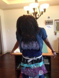 Sewing Journey: BOSS Apron & Zip Bag  http://www.aliciamarchadesigns.com/learn/2016/8/24/sewing-journey-boss-apron-zip-bag