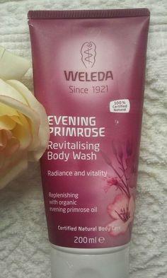 Rewitalizujący żel pod prysznic z wiesiołkiem Primrose Oil, Evening Primrose, Body Wash, Cosmetics, Bottle, Shower Gel, Flask, Jars