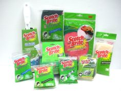 Scotch-Brite FREE Samples and Coupons