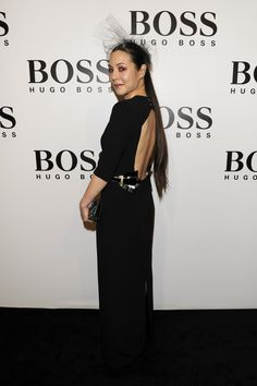 #ChinaChow in #boss #hugoboss #fashion
