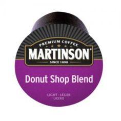 Case Martinson Donut Shop 96ct -- $52.80
