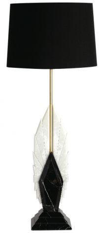 Saint Malo Marble Table Lamp