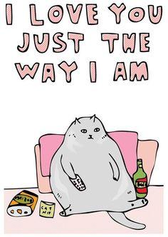 so cat like