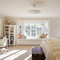 1000 images about windowsill bench on pinterest window - Bedroom window sill ideas ...