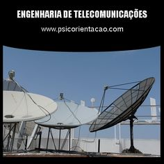 ENGENHARIA DE TELECOMUNICAÇÕES – Manutenção de equipamentos e sistemas de telecomunicações, Projeto, operação.            Atuação: Infraestrutura, internet móvel, projeto, serviços