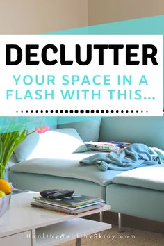 Use these simple decluttering ideas to declutter your home in a flash. Declutter and organize your bedroom, kitchen, garage, and kids room.