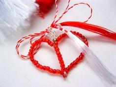 "Martisor "" My heart "" de CoRiMai.handmade Breslo"