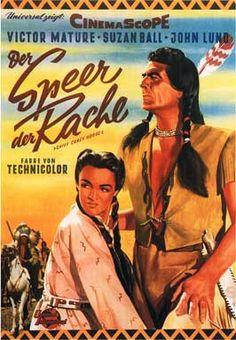 CHIEF CRAZY HORSE (1955) - Victor Mature - Suzan Ball - John Lund - Keith Larsen - Robert Warwick - Ray Danton - Directed by George Sherman - Universal-International - DVD cover art