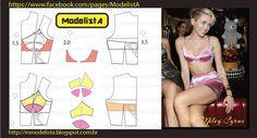 ModelistA: LINGERIE NA MODA