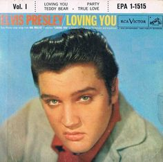 Loving You Volume 1 extended play.